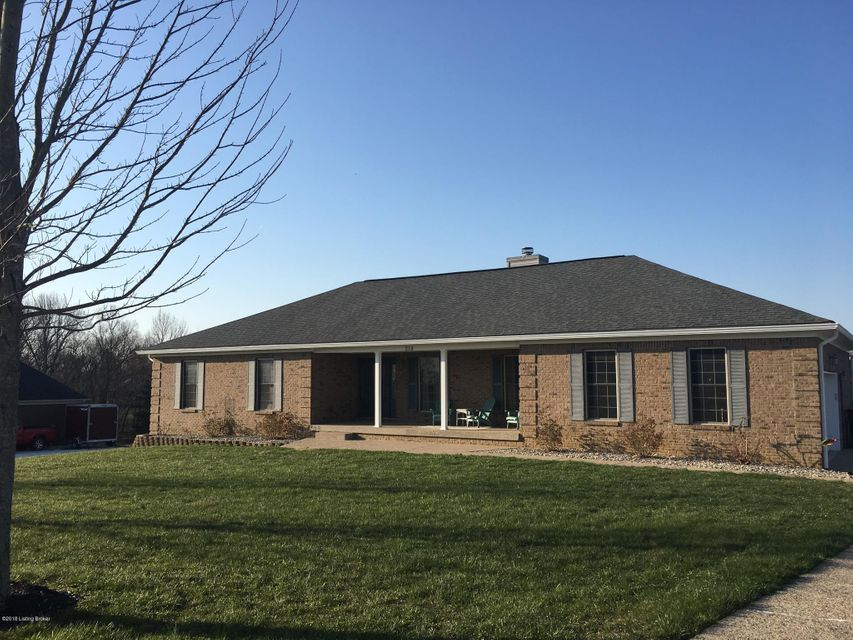 Single Family Home for Sale at 214 Curtis Way 214 Curtis Way Taylorsville, Kentucky 40071 United States