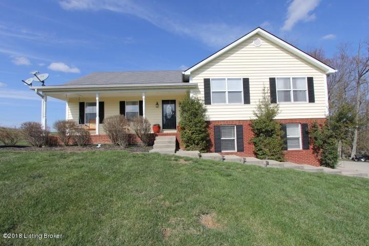 Single Family Home for Sale at 691 McAfee Lane 691 McAfee Lane Salvisa, Kentucky 40372 United States