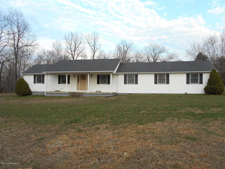 Single Family Home for Sale at 1014 Concord Road 1014 Concord Road Falls Of Rough, Kentucky 40119 United States