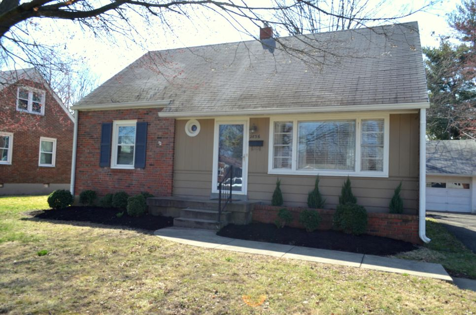 Single Family Home for Sale at 2836 Richland Avenue 2836 Richland Avenue Louisville, Kentucky 40220 United States