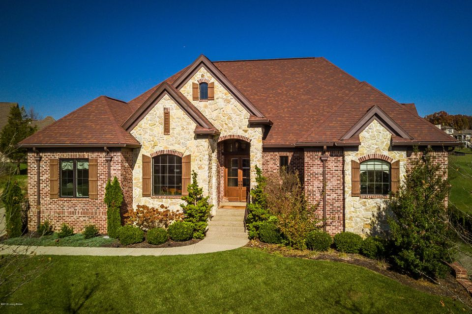 Single Family Home for Sale at 1301 Shakes View Court 1301 Shakes View Court Fisherville, Kentucky 40023 United States