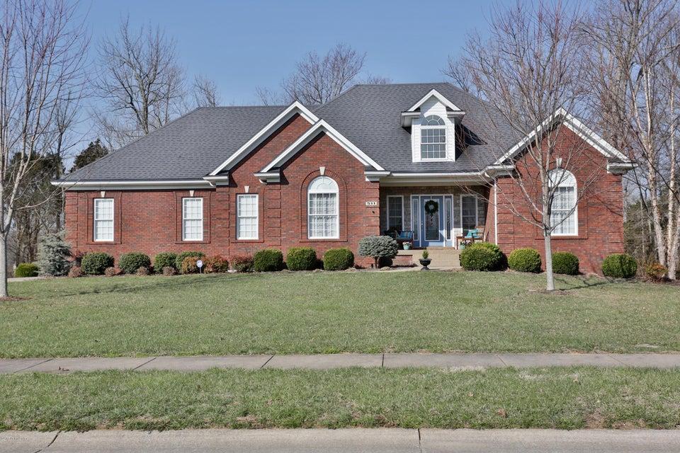Single Family Home for Sale at 511 Woodland Pass 511 Woodland Pass Mount Washington, Kentucky 40047 United States