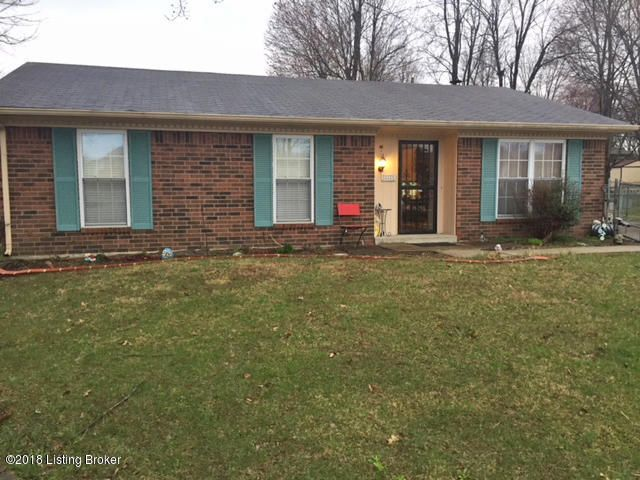 Single Family Home for Sale at 10805 Corbin Court 10805 Corbin Court Louisville, Kentucky 40229 United States