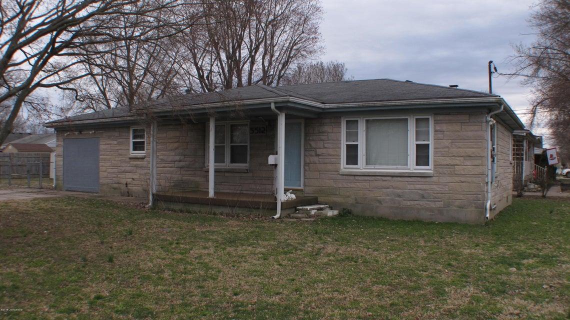 Single Family Home for Sale at 5512 Jessamine Lane 5512 Jessamine Lane Louisville, Kentucky 40258 United States