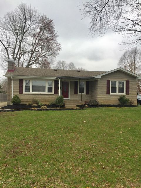 Single Family Home for Sale at 8013 Canna Drive 8013 Canna Drive Louisville, Kentucky 40258 United States