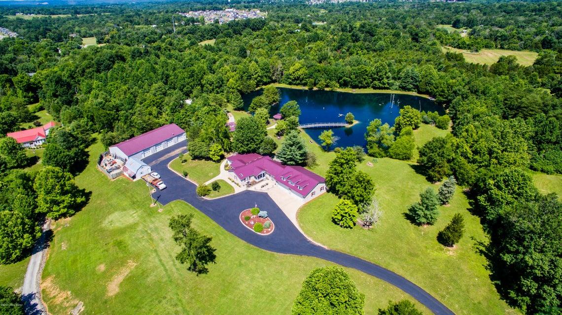 Single Family Home for Sale at 291 Harris Passway 291 Harris Passway Mount Washington, Kentucky 40047 United States