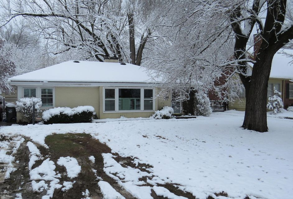 Single Family Home for Sale at 308 Chenoweth Lane 308 Chenoweth Lane Louisville, Kentucky 40207 United States
