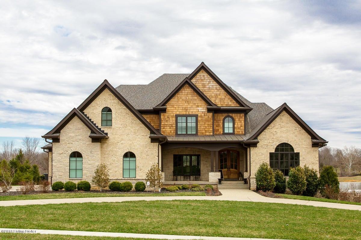 Single Family Home for Sale at 5607 Harrods Glen Drive 5607 Harrods Glen Drive Prospect, Kentucky 40059 United States