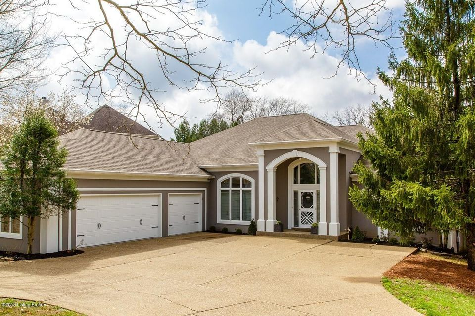 Single Family Home for Sale at 300 Mockingbird Gardens Drive 300 Mockingbird Gardens Drive Louisville, Kentucky 40207 United States