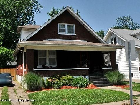 Single Family Home for Rent at 1206 Larchmont Avenue 1206 Larchmont Avenue Louisville, Kentucky 40215 United States