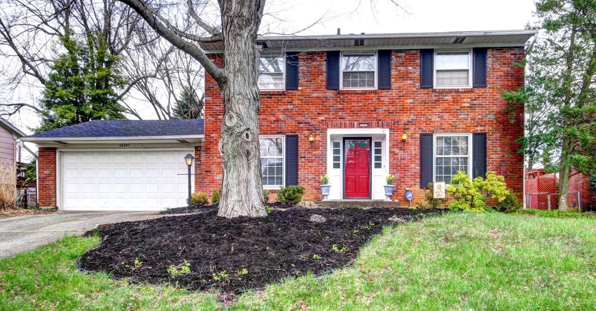 Single Family Home for Sale at 10307 Hartley Drive 10307 Hartley Drive Louisville, Kentucky 40223 United States