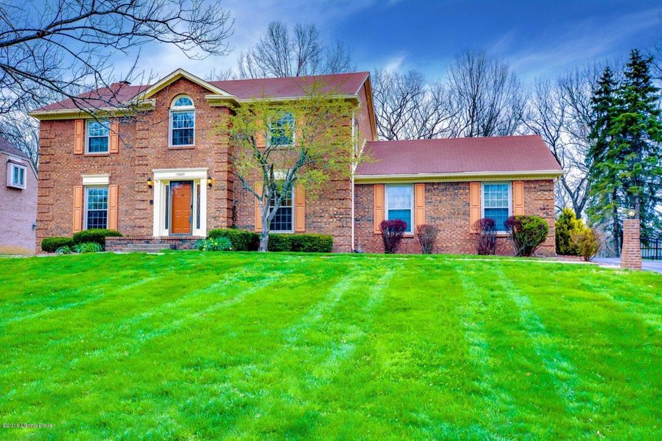 Single Family Home for Sale at 15005 Bircham Road 15005 Bircham Road Louisville, Kentucky 40245 United States