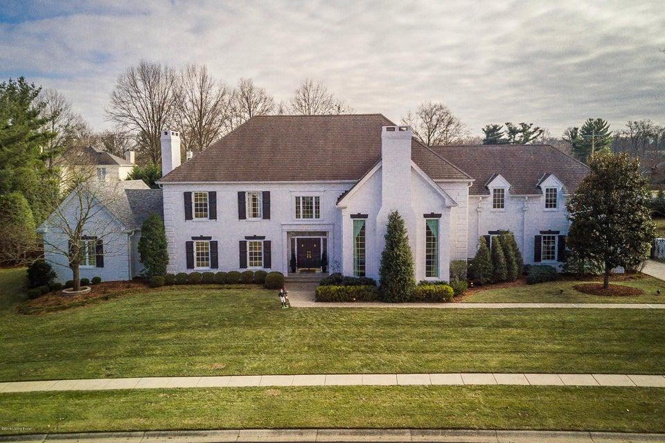 Single Family Home for Sale at 9000 Laughton Lane 9000 Laughton Lane Louisville, Kentucky 40222 United States