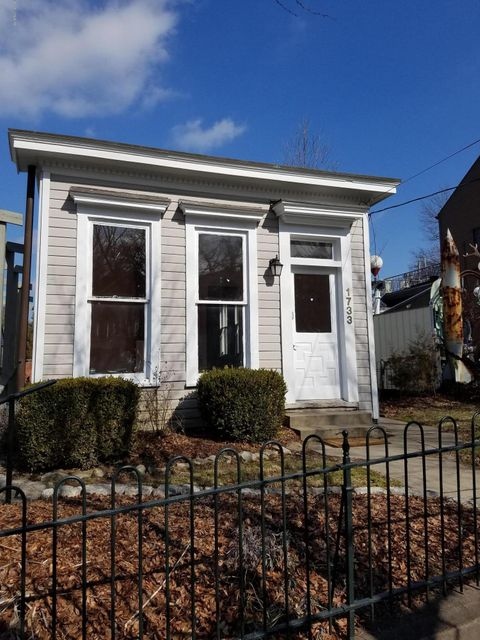 Single Family Home for Rent at 1733 Frankfort Avenue 1733 Frankfort Avenue Louisville, Kentucky 40206 United States