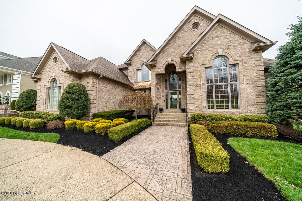 Single Family Home for Sale at 2409 Crystal Springs Place 2409 Crystal Springs Place Louisville, Kentucky 40245 United States