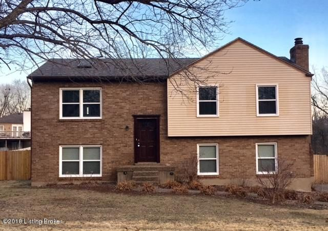 Single Family Home for Rent at 2800 Summerfield Drive 2800 Summerfield Drive Louisville, Kentucky 40220 United States