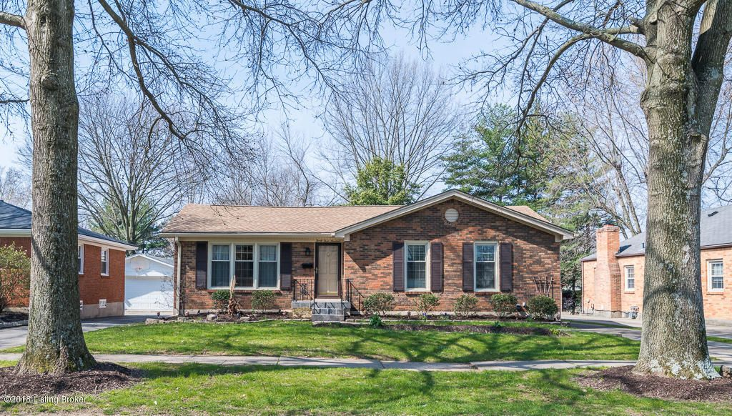 Single Family Home for Sale at 3300 Eastside Drive 3300 Eastside Drive Louisville, Kentucky 40220 United States
