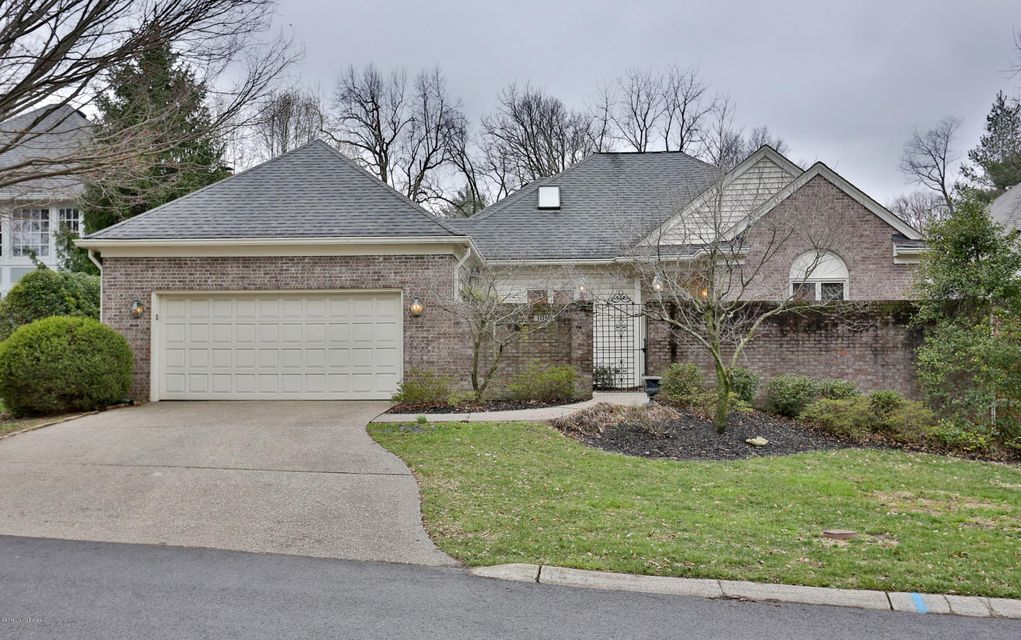 Single Family Home for Sale at 1016 Westgate Place 1016 Westgate Place Louisville, Kentucky 40207 United States