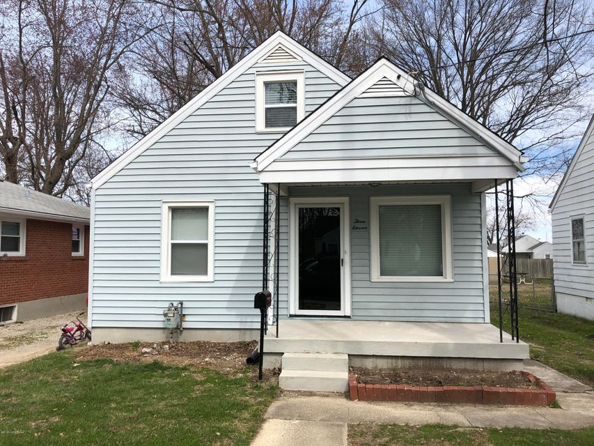 Single Family Home for Rent at 311 Inverness Avenue 311 Inverness Avenue Louisville, Kentucky 40214 United States