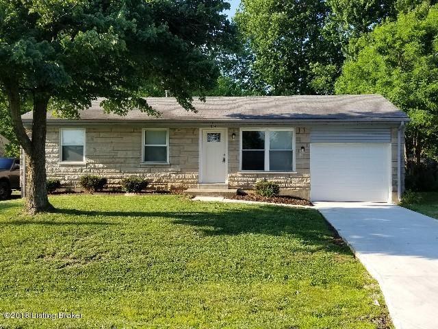 364 Norwood Way,Louisville,Kentucky 40229,3 Bedrooms Bedrooms,5 Rooms Rooms,1 BathroomBathrooms,Residential,Norwood,1505394
