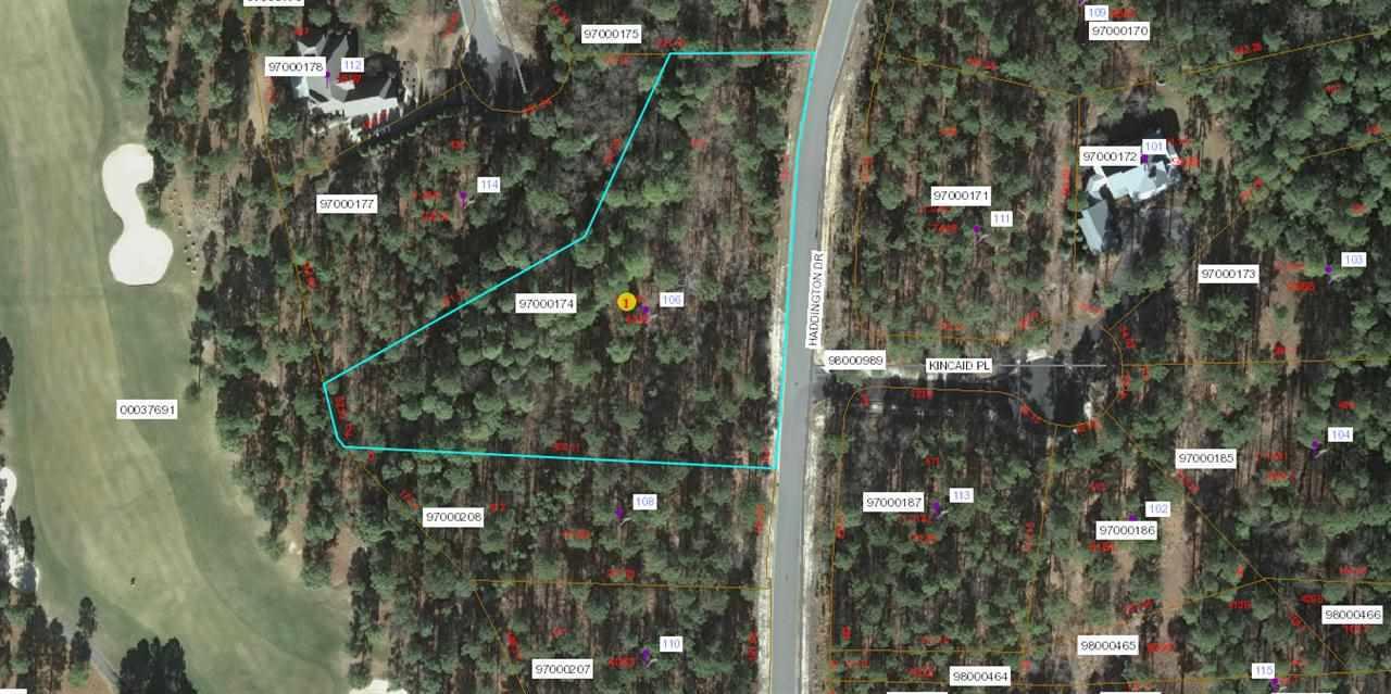 106 Haddington Drive, Southern Pines, NC 28387