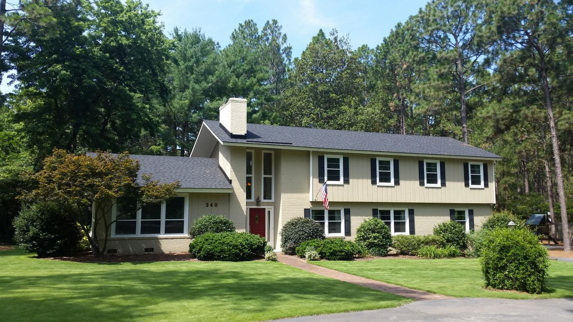 340 Indian Trail Drive, Southern Pines, NC 28387