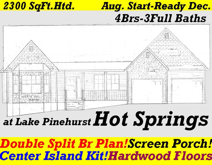 195 Forest Lane, Pinehurst, NC 28374