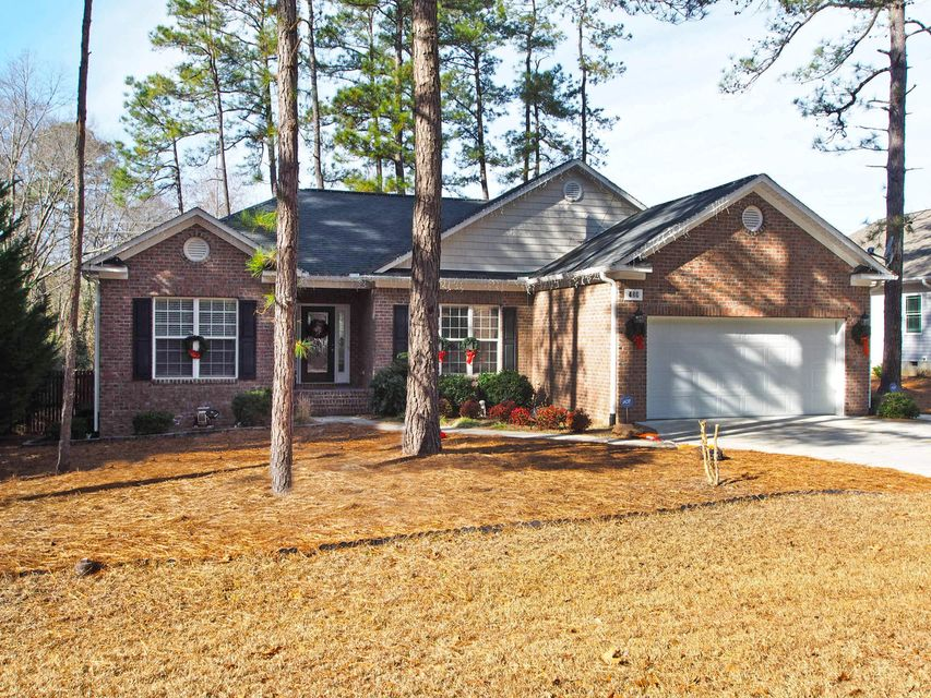 480 Sandhills Circle, Pinehurst, NC 28374