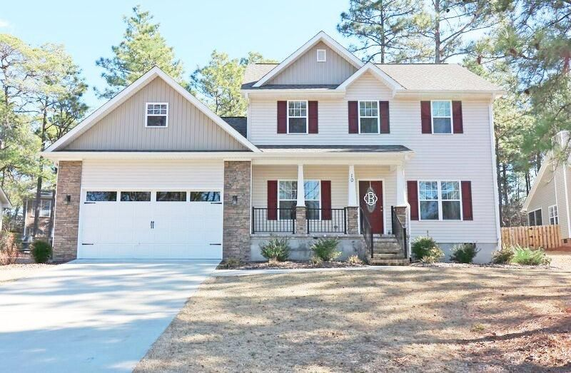 10 Glen Eagles Lane, Pinehurst, NC 28374