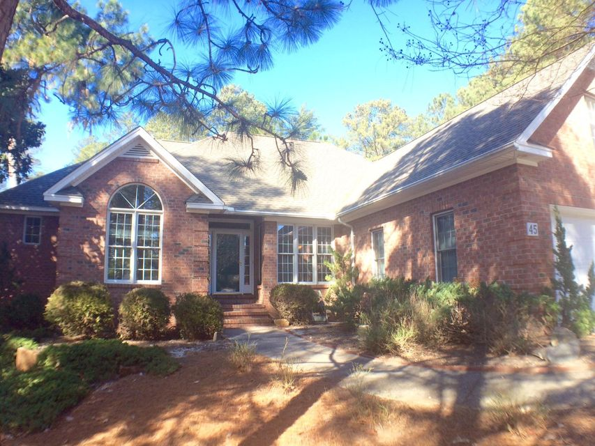 45 Burning Tree Road, Pinehurst, NC 28374