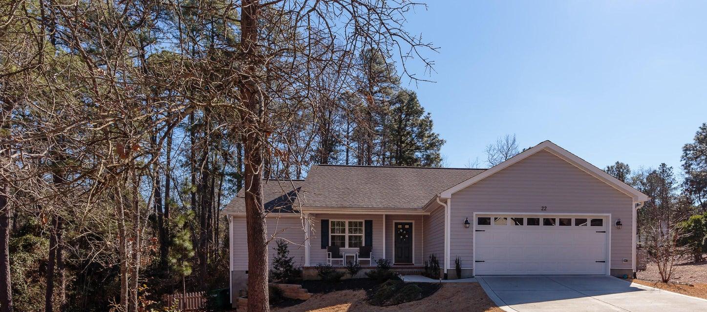 22 Alexander Lane, Pinehurst, NC 28374