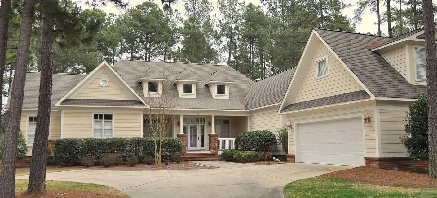 12 Wellington Drive, Pinehurst, NC 28374