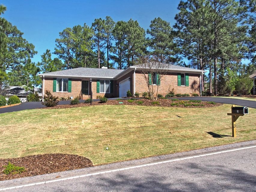 3 Deerwood Lane, Pinehurst, NC 28374