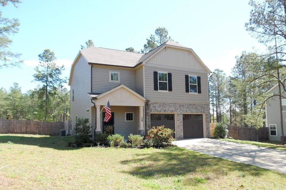 15 High Green Point, Cameron, NC 28326