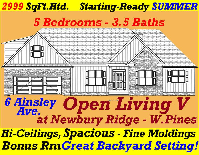 6 Ainsley Avenue, Whispering Pines, NC 28327