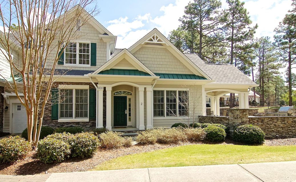 Photo of home for sale at 300 Cochrane Castle Circle, Pinehurst NC