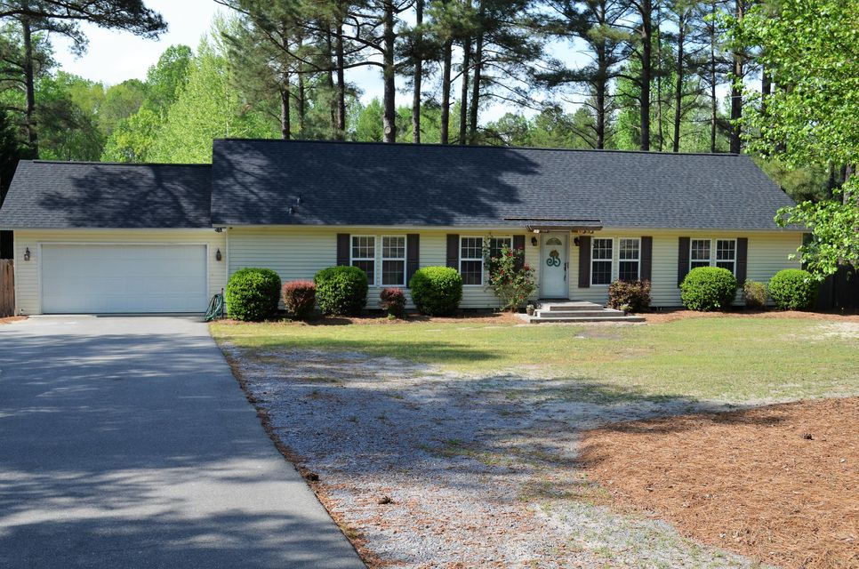 1360 Rays Bridge Road, Whispering Pines, NC 28327