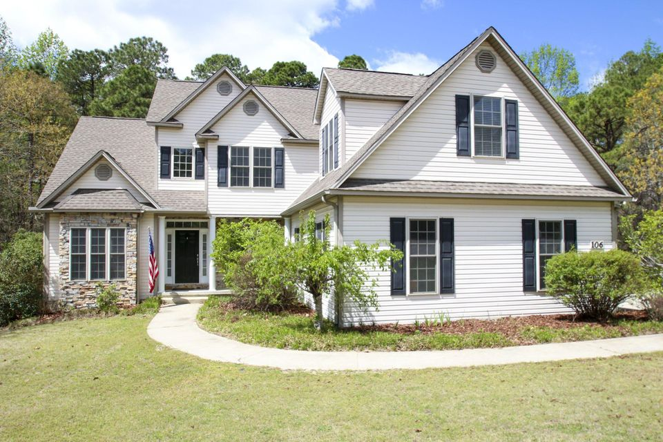 106 Teague Drive, West End, NC 27376