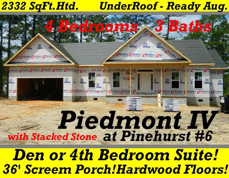 1 Piedmont Lane, Pinehurst, NC 28374