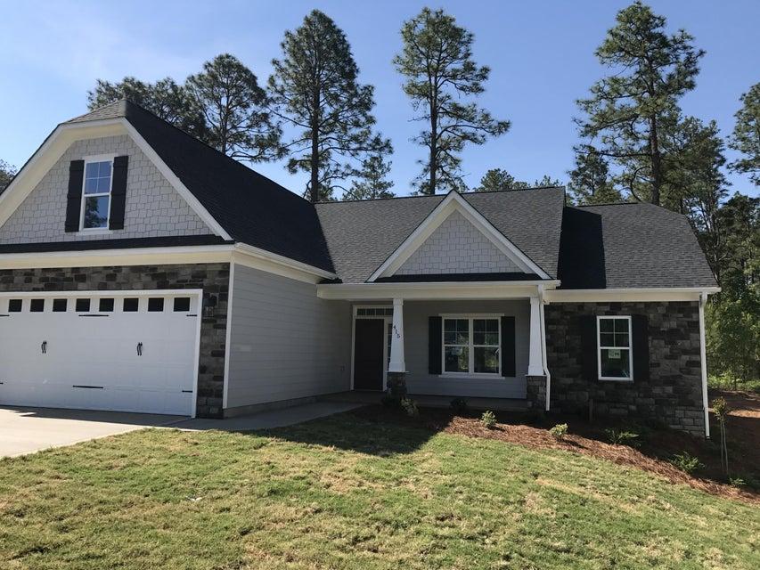 415 N Bracken Fern Lane, Southern Pines, NC 28387