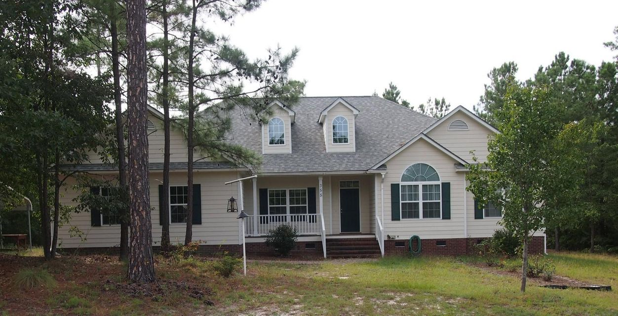 355 Twin Ponds Lane, Vass, NC 28394