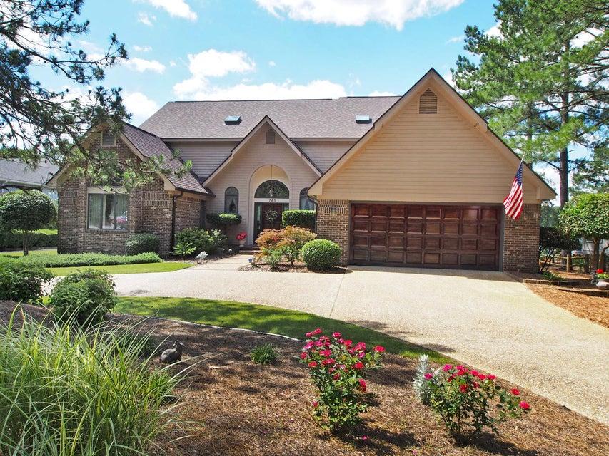 745 S Diamondhead Drive, Pinehurst, NC 28374