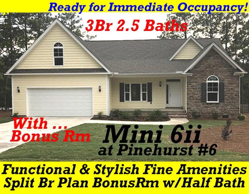 20 Minikahada Trail, Pinehurst, NC 28374