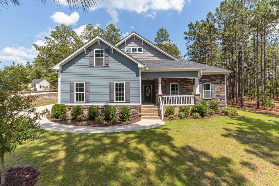 205 Woodbine Way, Whispering Pines, NC 28327