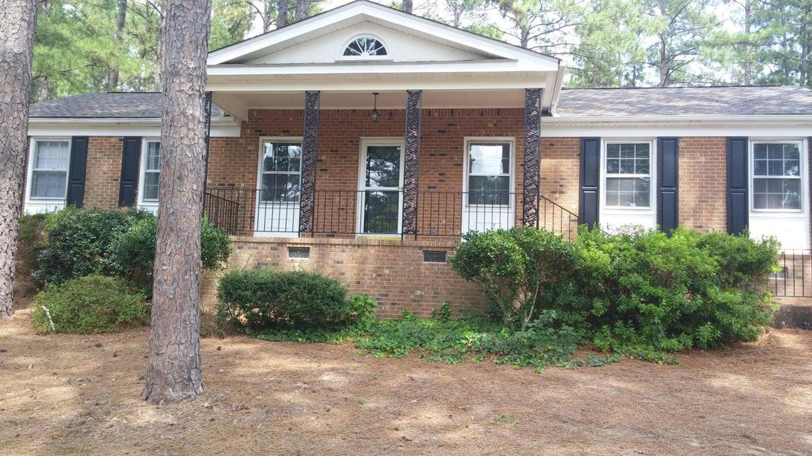 119 Pine Ridge Drive, Whispering Pines, NC 28327