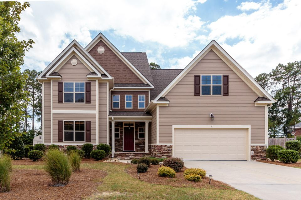 7 Spearhead Drive, Whispering Pines, NC 28327