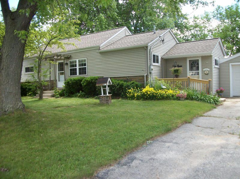 Single Family for Sale at 1263 E Green Lake Dr West Bend, Wisconsin 53090 United States