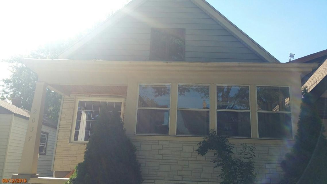 Single Family for Sale at 2037 S 36th St Milwaukee, Wisconsin 53215 United States