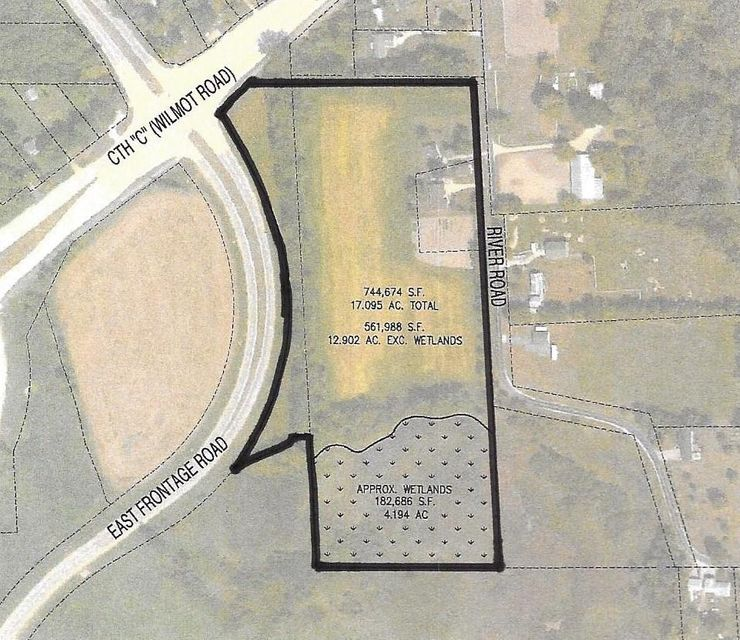 Land for Sale at 8920 114th Avenue 8920 114th Avenue Pleasant Prairie, Wisconsin 53158 United States