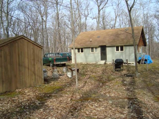 Single Family Home for Sale at 10848 W Island Drive 10848 W Island Drive Fish Creek, Wisconsin 54212 United States